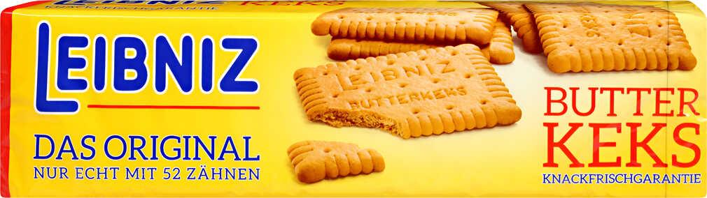 Abbildung des Angebots LEIBNIZ Butterkeks