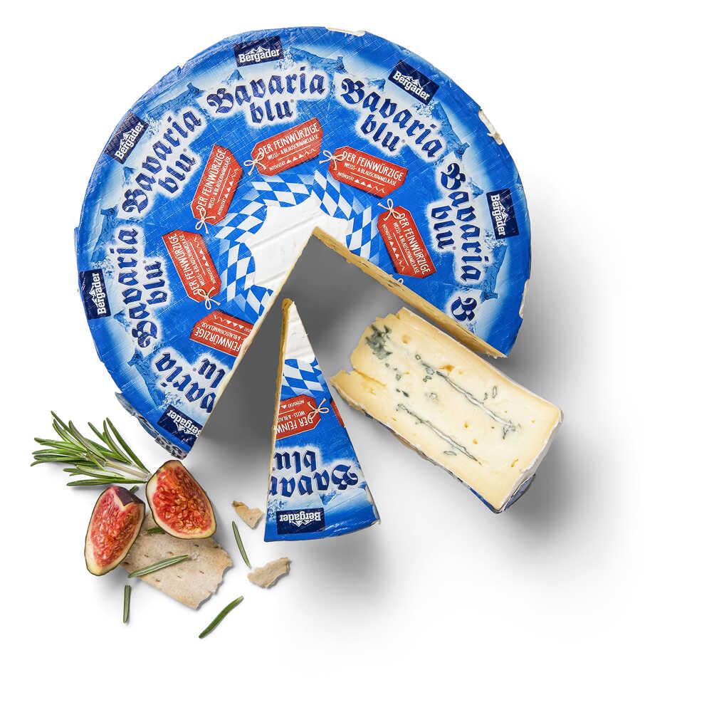Abbildung des Angebots BERGADER Bavaria blu oder Bonifaz 70 % Fett i. Tr.