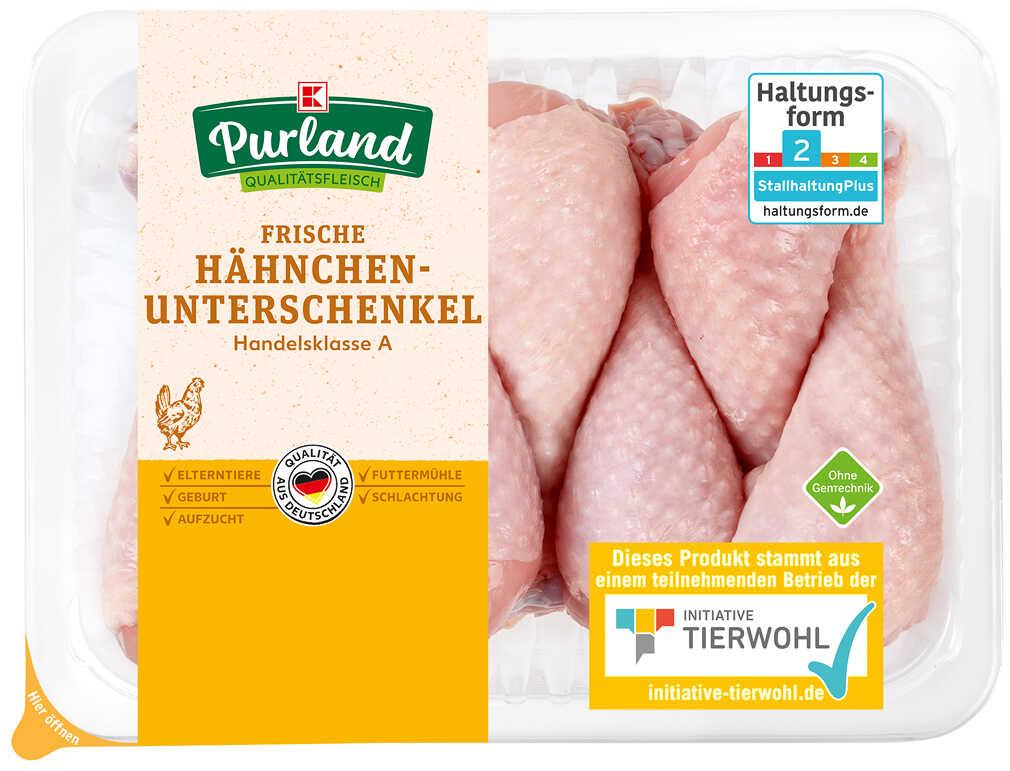 Abbildung des Angebots K-PURLAND Hähnchen-Unterschenkel