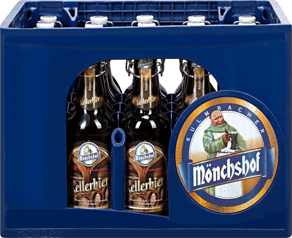 Abbildung des Angebots MÖNCHSHOF Bier oder Biermischgetränk
