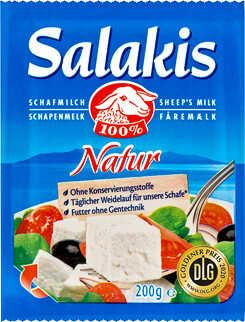 Abbildung des Angebots SALAKIS Schafskäse 25 - 48 % Fett i. Tr.