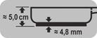 Abbildung des Angebots Aluguss-Pfanne ca. Ø 28 cm